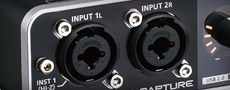 QUAD-CAPTURE USB Audio Interface