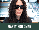Marty Friedman - A Guitar Inferno