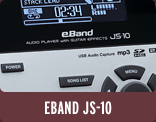 eBand JS-10: Practice Like the Pros - Build Your Chops with the Fun and Productive eBand® Jam Station from BOSS