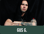 Gus G. - Ozzy's Guitar Man on BOSS Gear