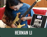 Herman Li of DragonForce - A Master Shredder Hones His Chops with eBand
