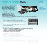 Media Production Paks