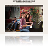 My First Roland Piano