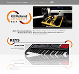 Roland CONNECT