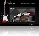 V-Guitar Microsite