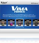 VIMA Tunes
