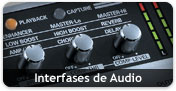 Interfases de Audio