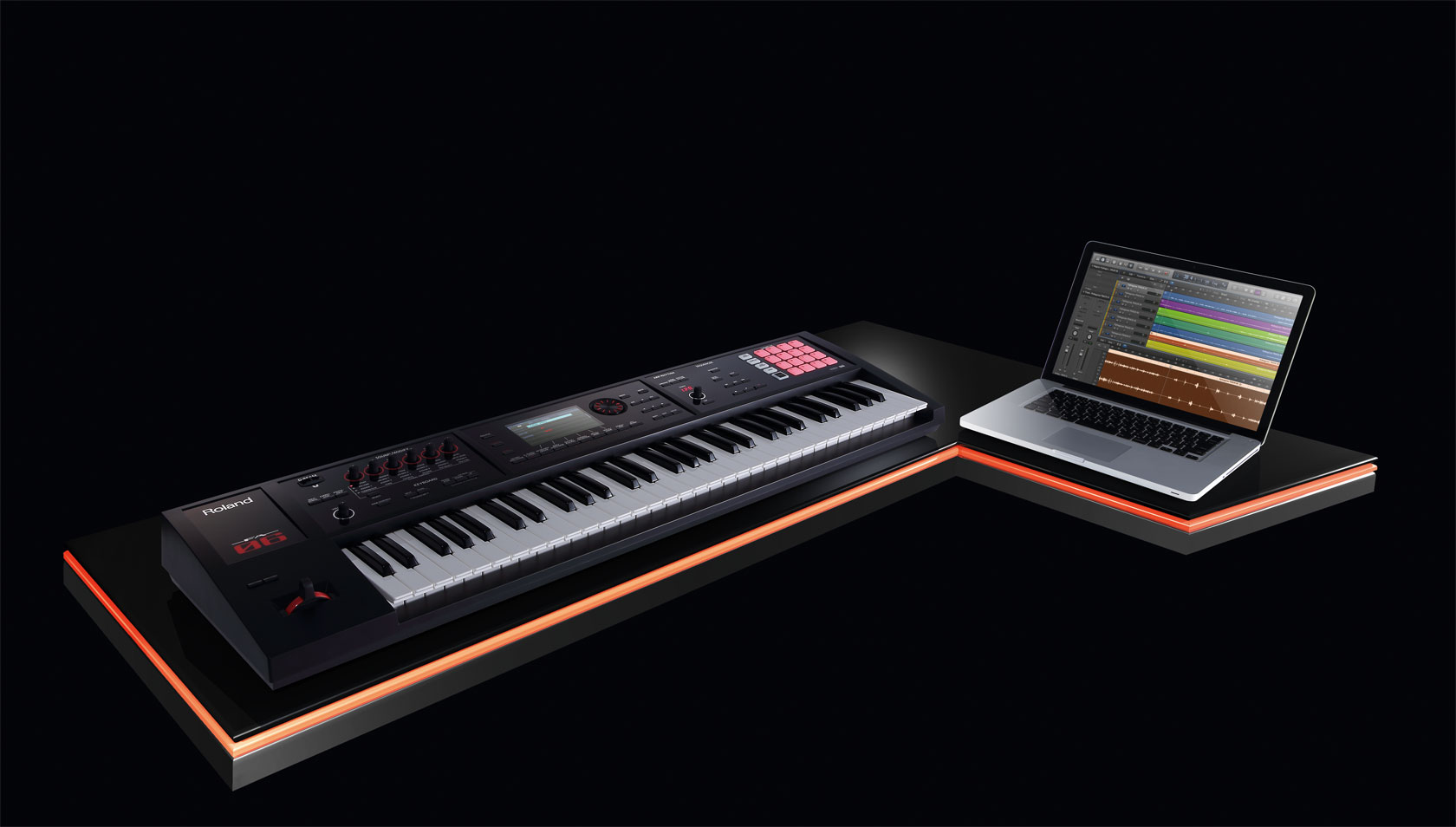 "New Roland Fantom FA Keyboards – Taking the ""Work"" Out of the Music"