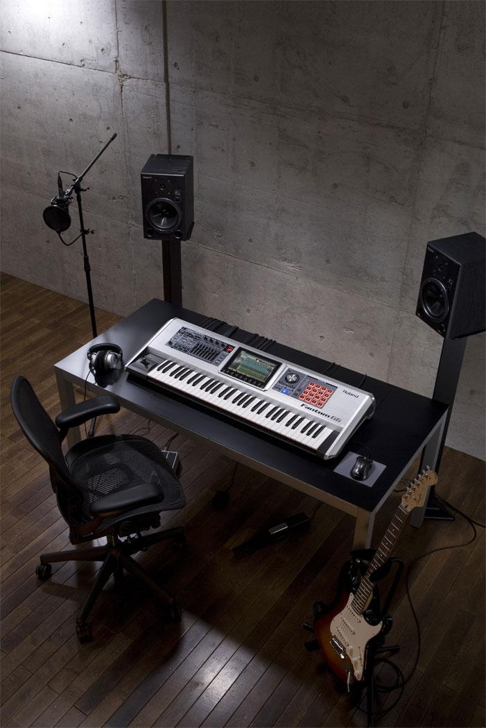 Download Roland Fantom Sounds ProducerLoopscom