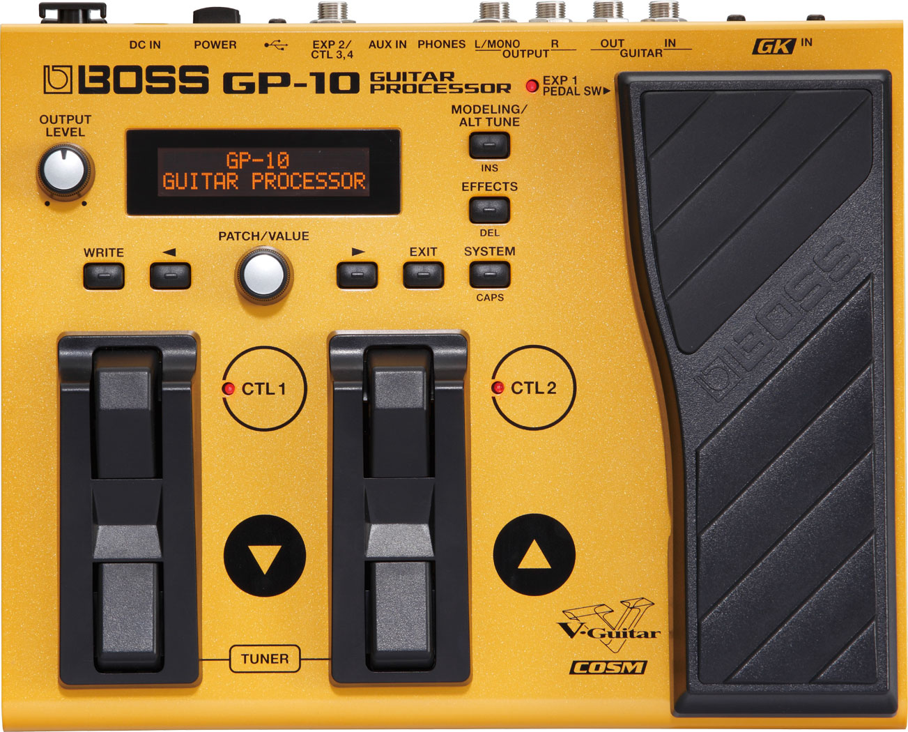 Boss GP-10 Top