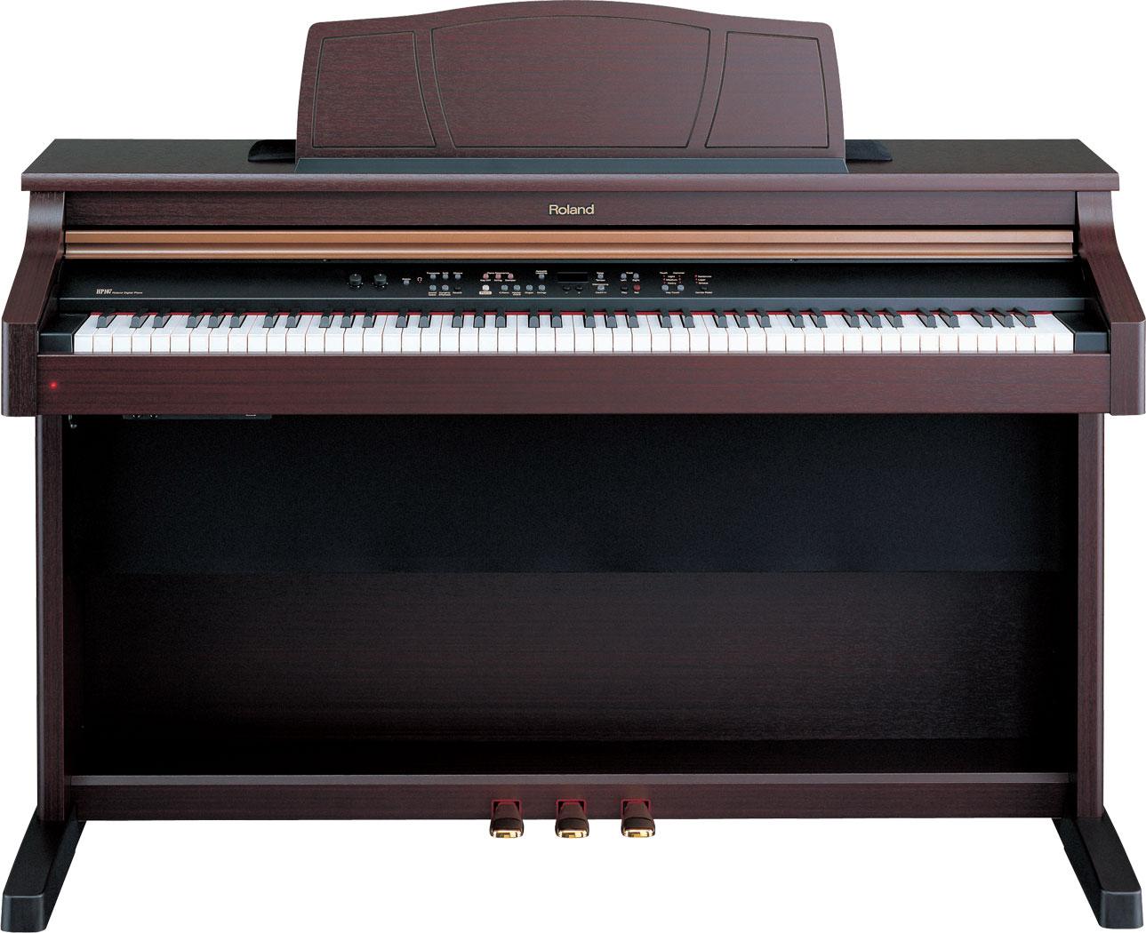 Roland digital piano tuning 440