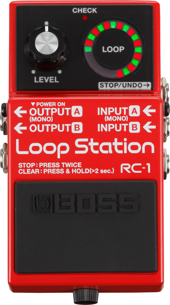 Image of Loop Pedal Boss