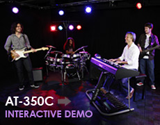 AT-350C Interactive Demo