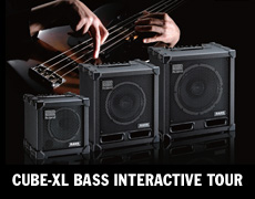 CUBE-XL BASS Interactive Tour