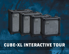 CUBE-XL Interactive Tour