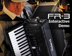 FR-3x/FR-3xb Interactive Demo
