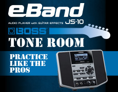 eBand JS-10 Tone Room