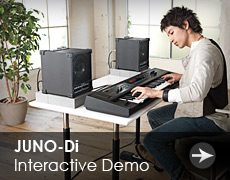 JUNO-Di Interactive Demo