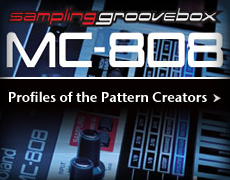 MC-808 - Profiles of the Pattern Creators