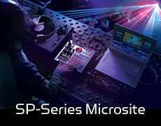 SP-Series Microsite