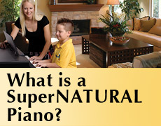 SuperNATURAL Piano