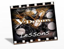 V-Drums Lessons
