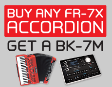 FR-7x BK-7m Promo
