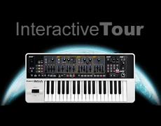 GAIA Interactive Tour