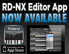 RD-NX Editor
