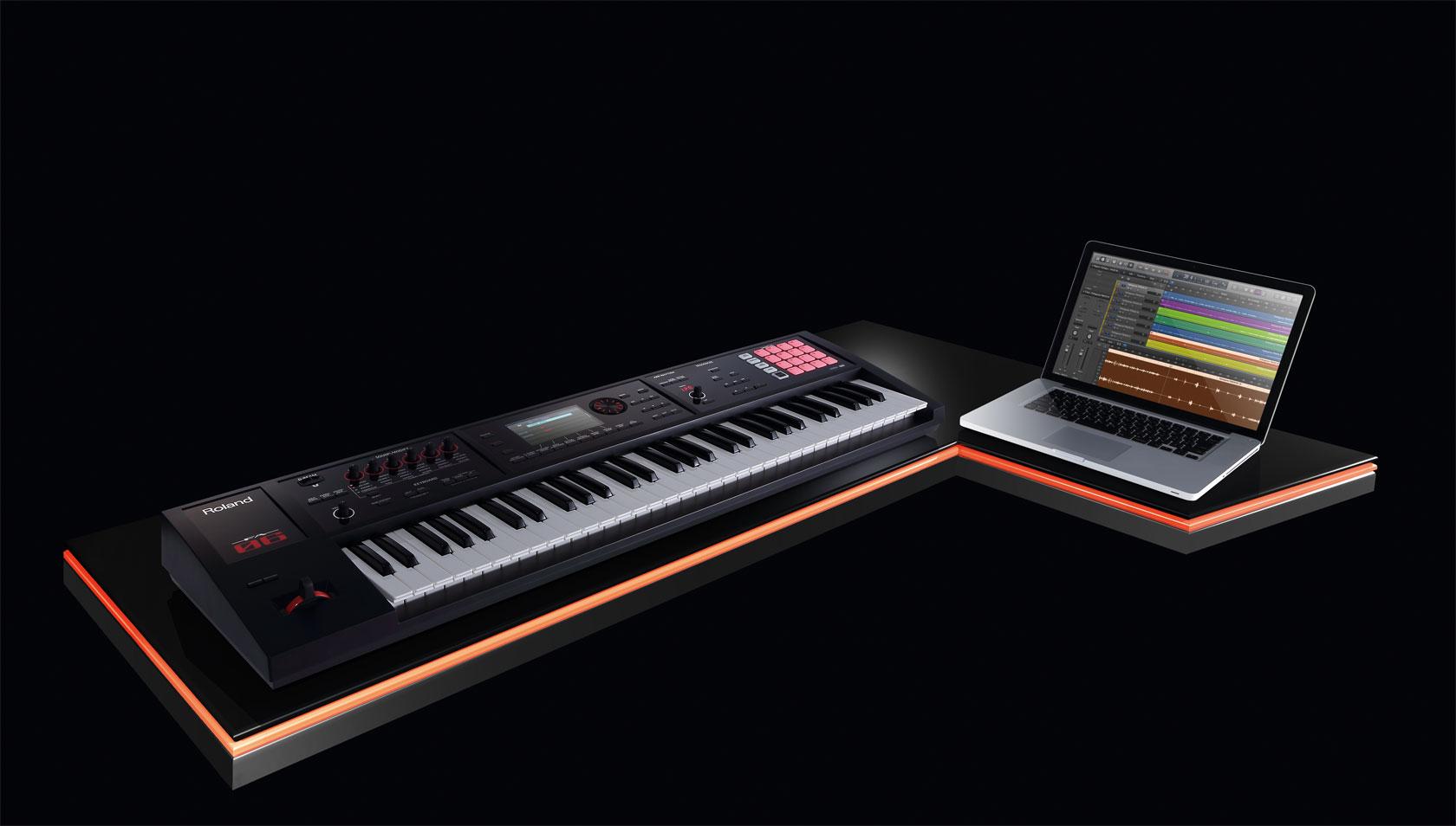 Roland FA Keyboard